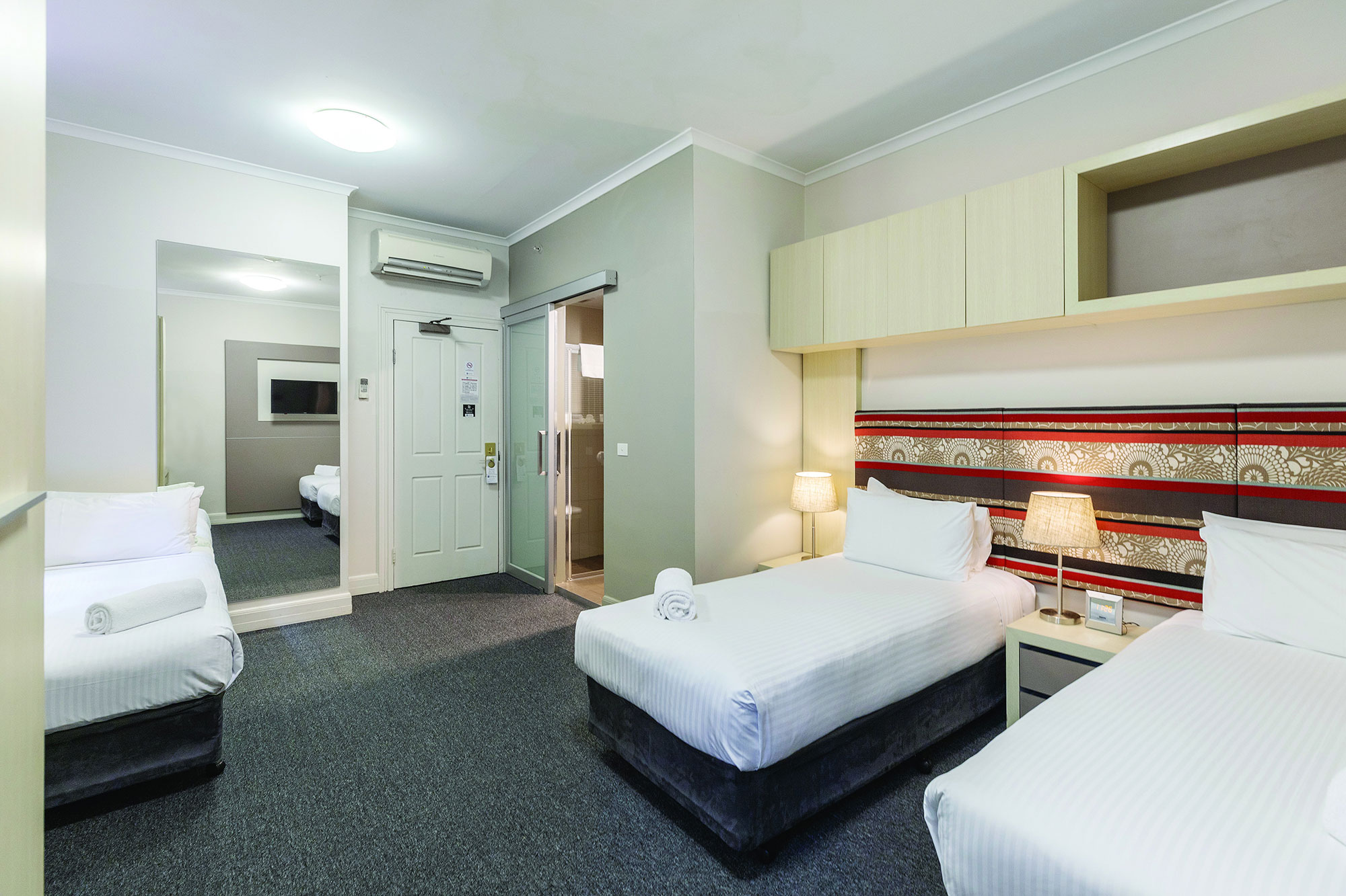 Miraculous Melbourne Short Stay Apartments Hotel Rooms 3 Beds Download Free Architecture Designs Estepponolmadebymaigaardcom